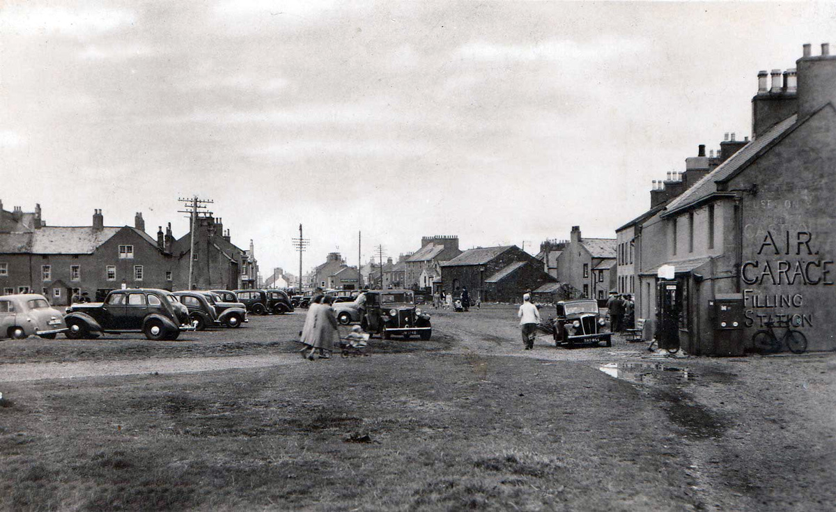 Allonby 1940s
