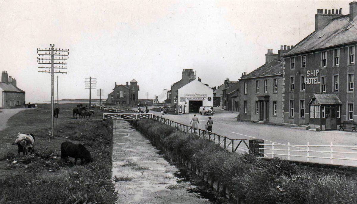 Allonby Beck