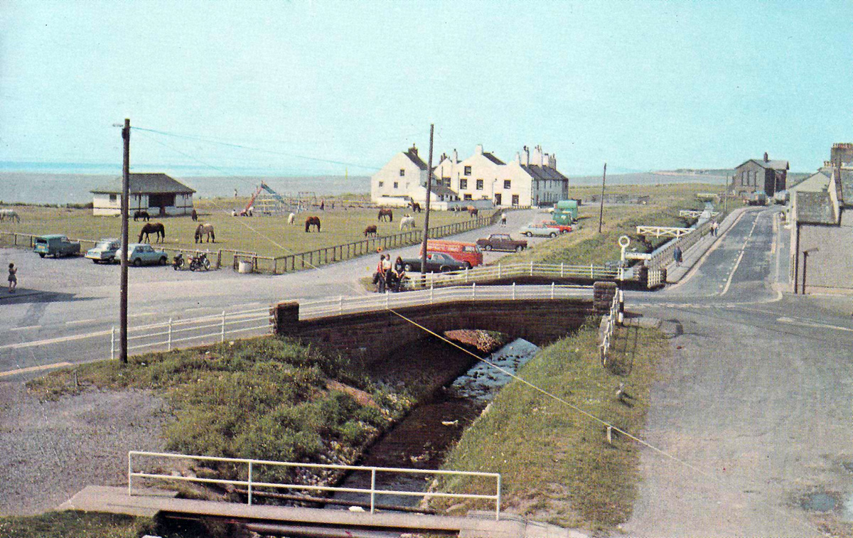 Allonby Bridge 1983