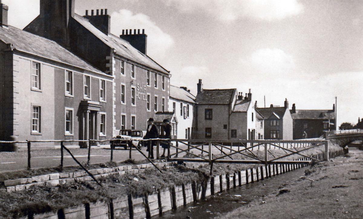 Allonby Village