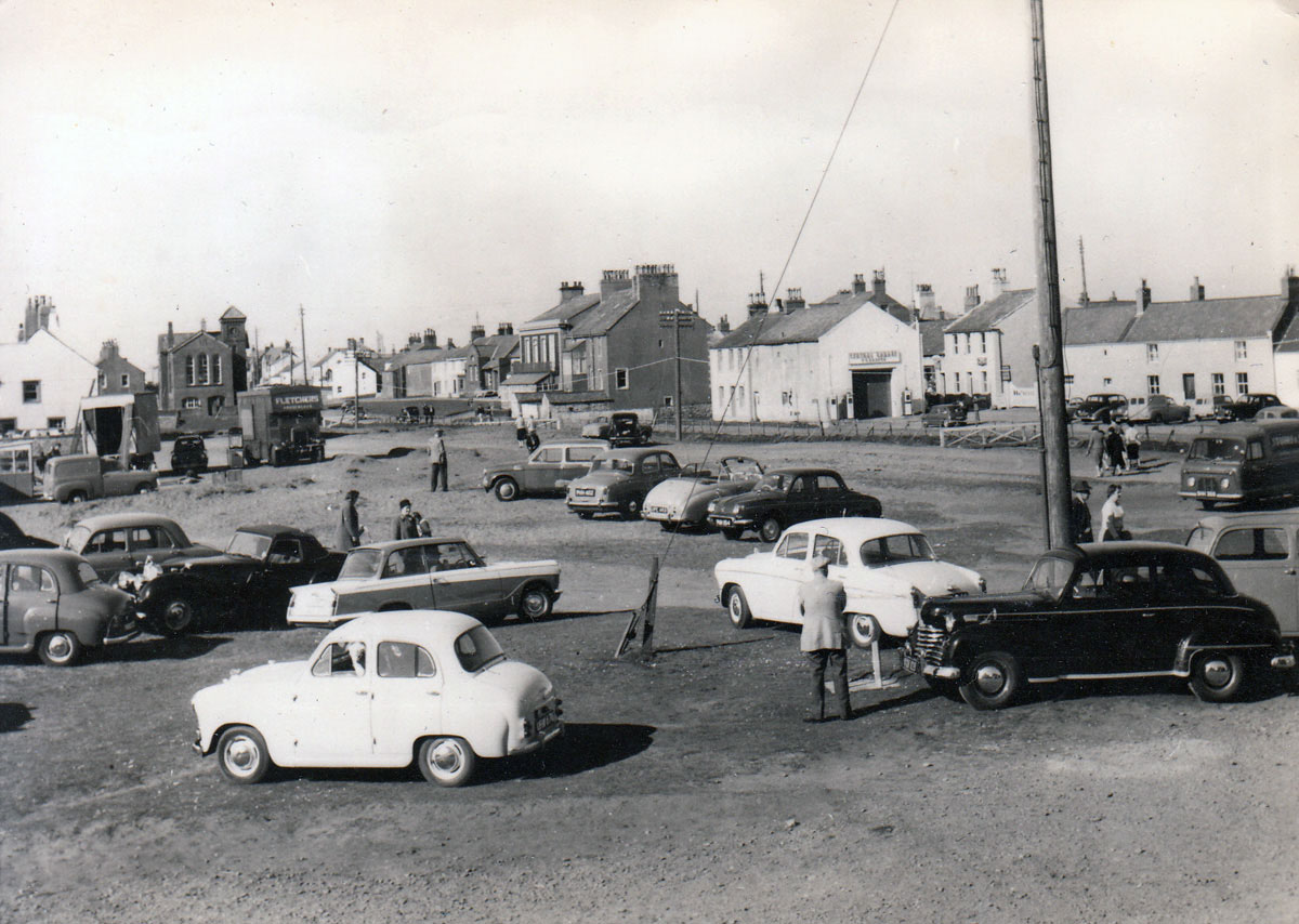Allonby in 1960s