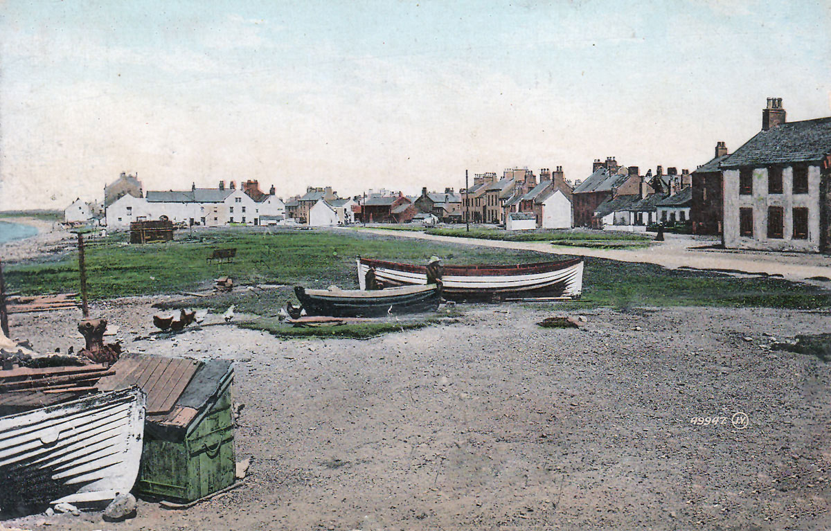 Herring Fishing Allonby