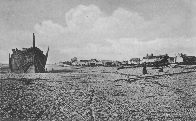 Ship Breaking Allonby Beach