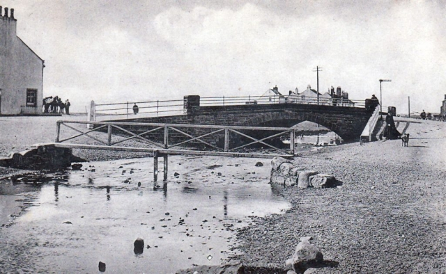 The New Bridge Allonby