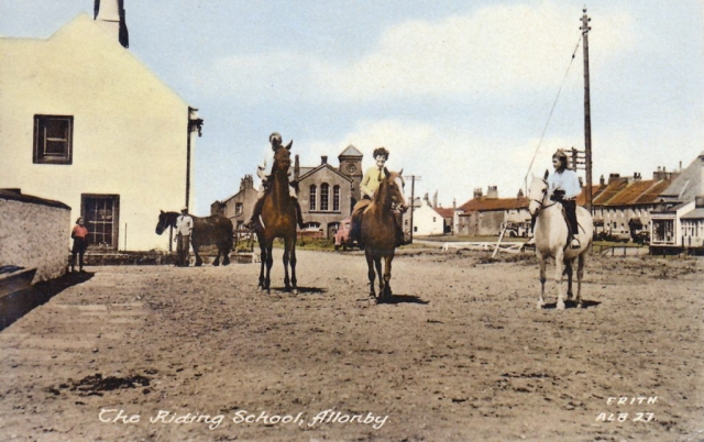 The Riding School Allonby
