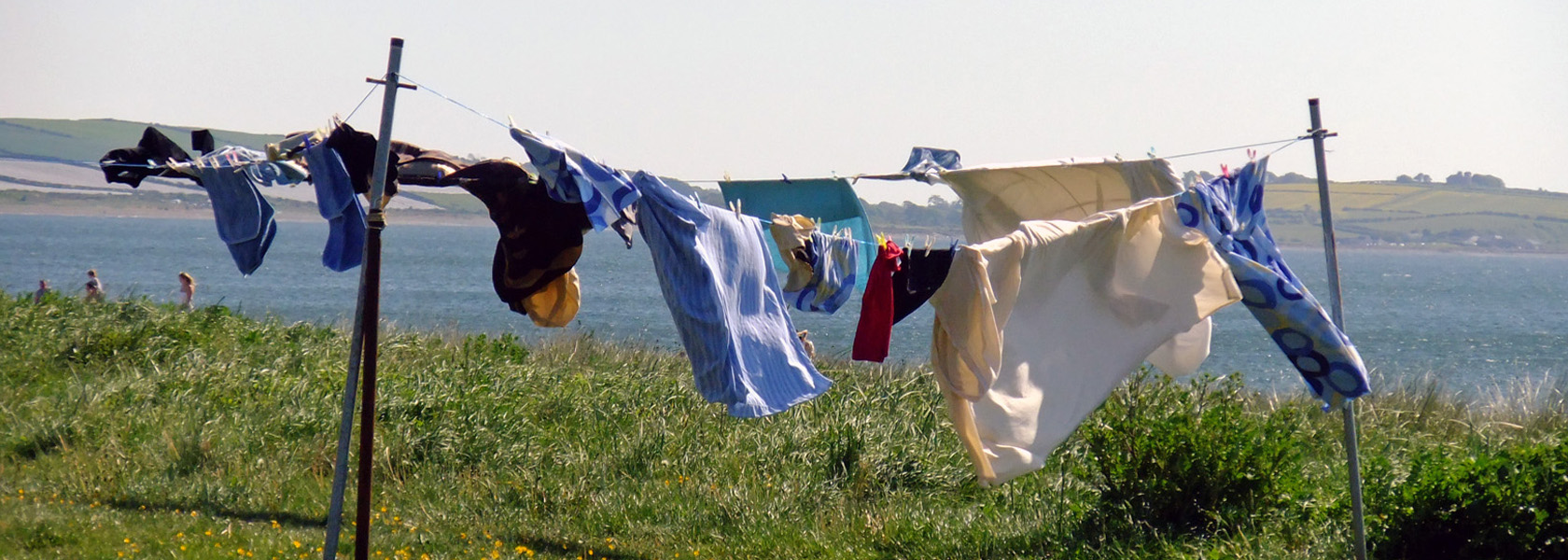 Allonby Washing Line