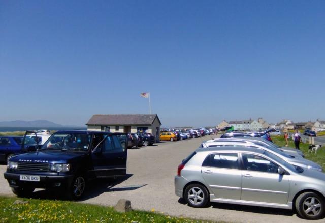 Allonby Carpark May 2012