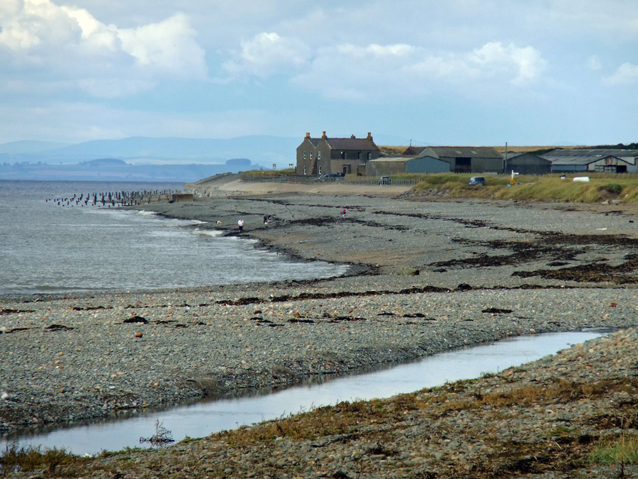 Dubmill Point Allonby Bay