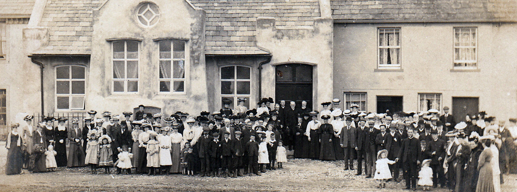 A History of Allonby - Opening of the Village Hall