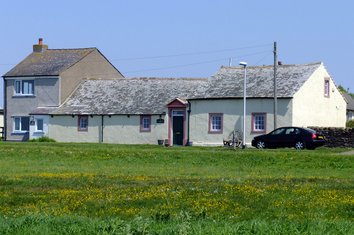 Quaker Meeting House Allonby