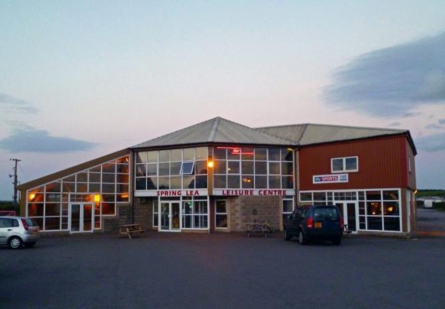 Spring Lea Leisure Centre Allonby