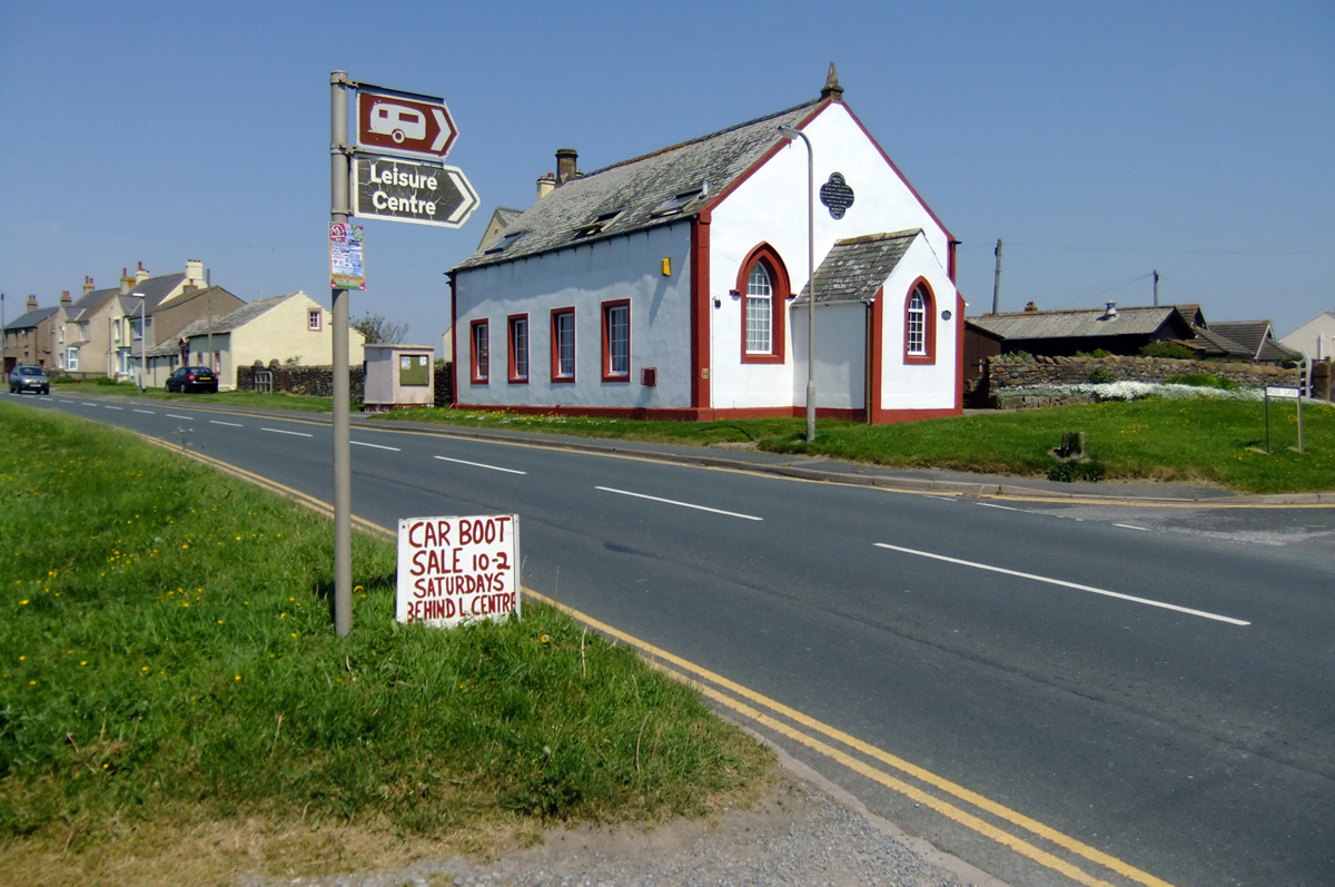 The Chapel Allonby